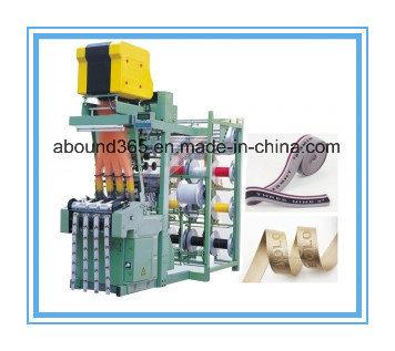Compact & Efiicient Jacquard Narrow Fabic Weaving Machines