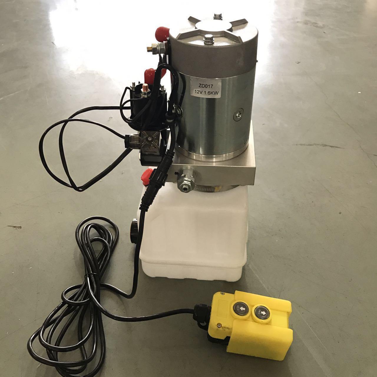 DC 12V Hydraulic Power Unit