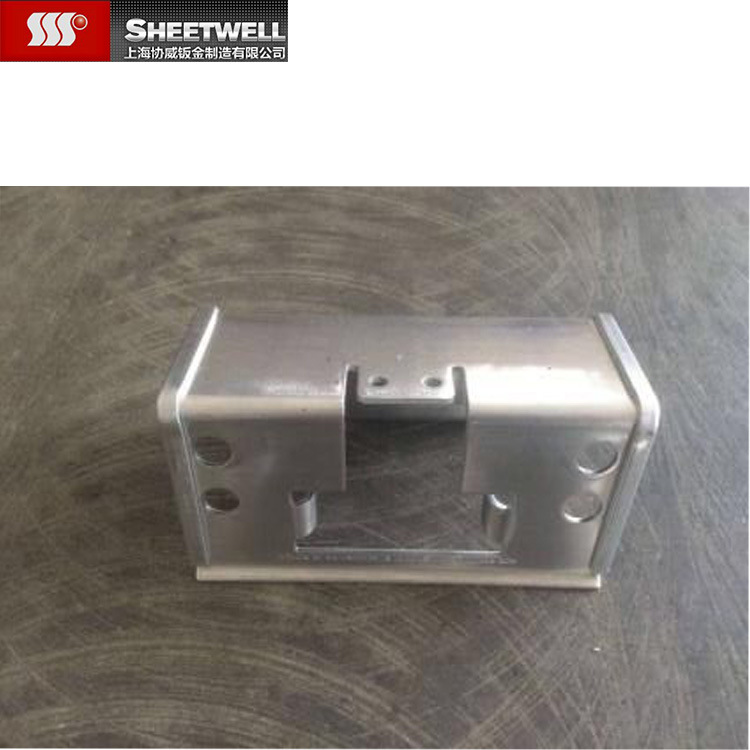 Solar Photovoltaic Equipment Bracket Metal Part Series