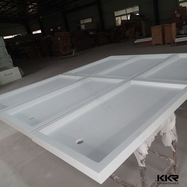 Kkr Artificial Stone Sanitary Ware Shower Tray, Shower Base