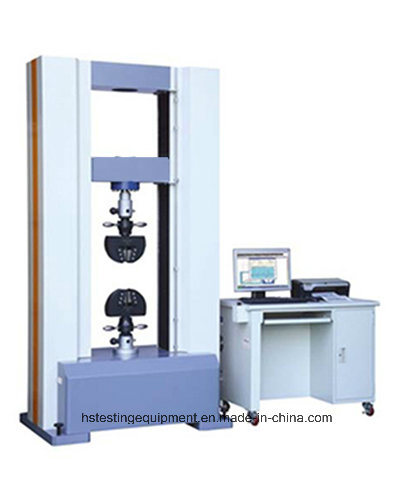 New Style Servo Control System Universal Tensile Strength Tester