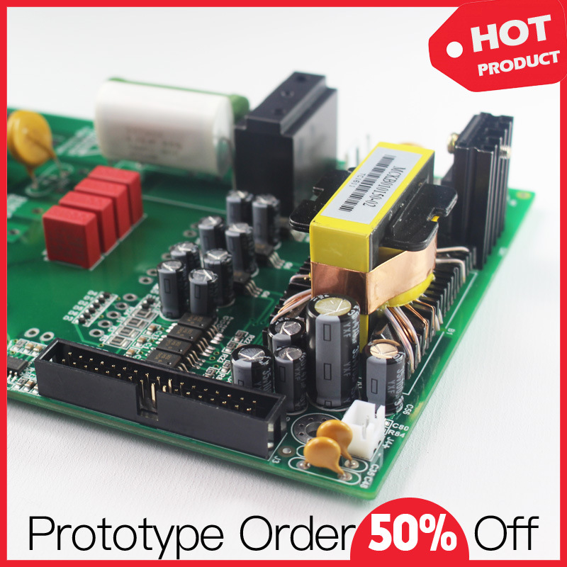 Down to 0201 Chip Contract Electronic PCB Assembly