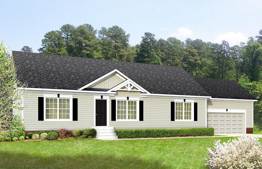 Luxury Durable Steel Structure Villa Restore House
