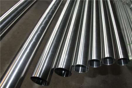 ASTM A270 TP304L Polishing Stainless Steel Seamless Tube for Food Industry with PED-TUV