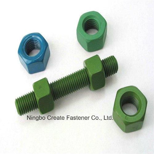 Thread Rods Thread Studs for A193-B7/B7m/B8/B8m/B16/A320-L7/L7m