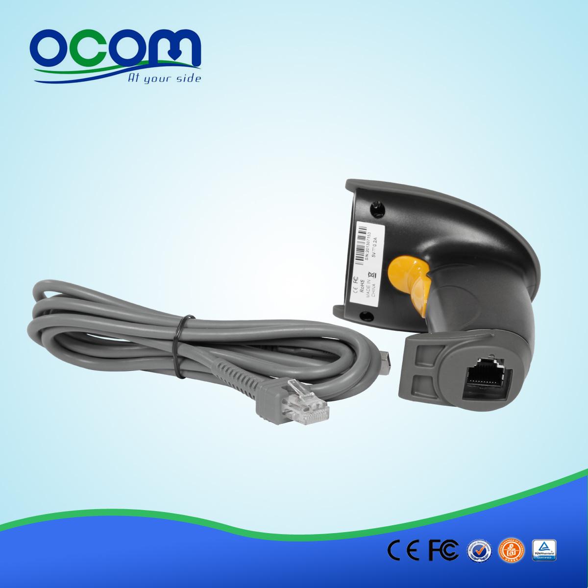 Ocbs-La11 Auto Sense Laser Micro USB Barcode Scanner