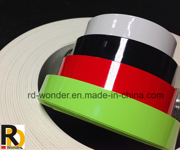 Solid Color High Glossy PVC Edge Banding