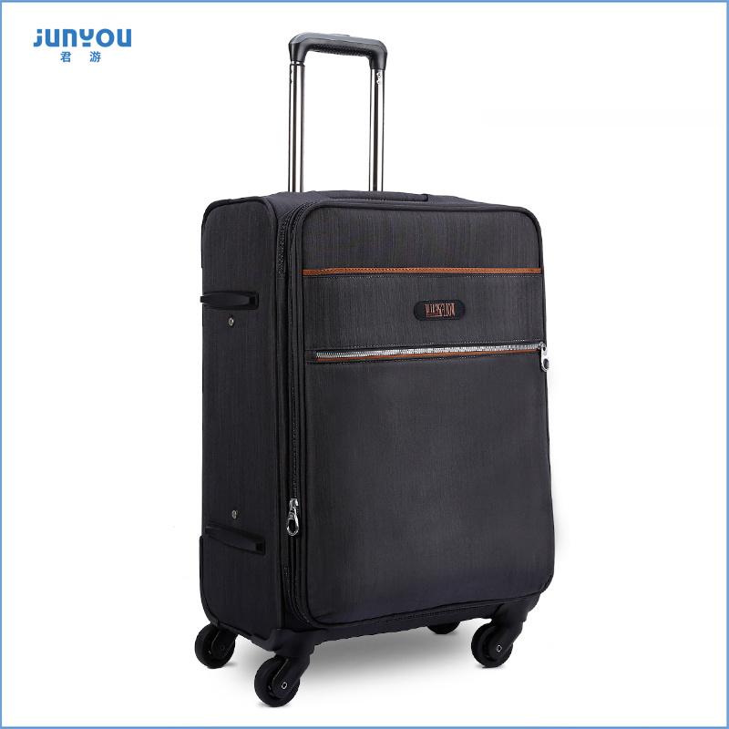 Superior Quality Hot Sale Soft Nylon Suitcase Luggage