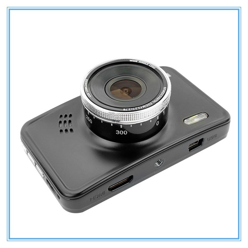Novatek 96223 1080P Video Recorder with LED Flashlight Night Vision