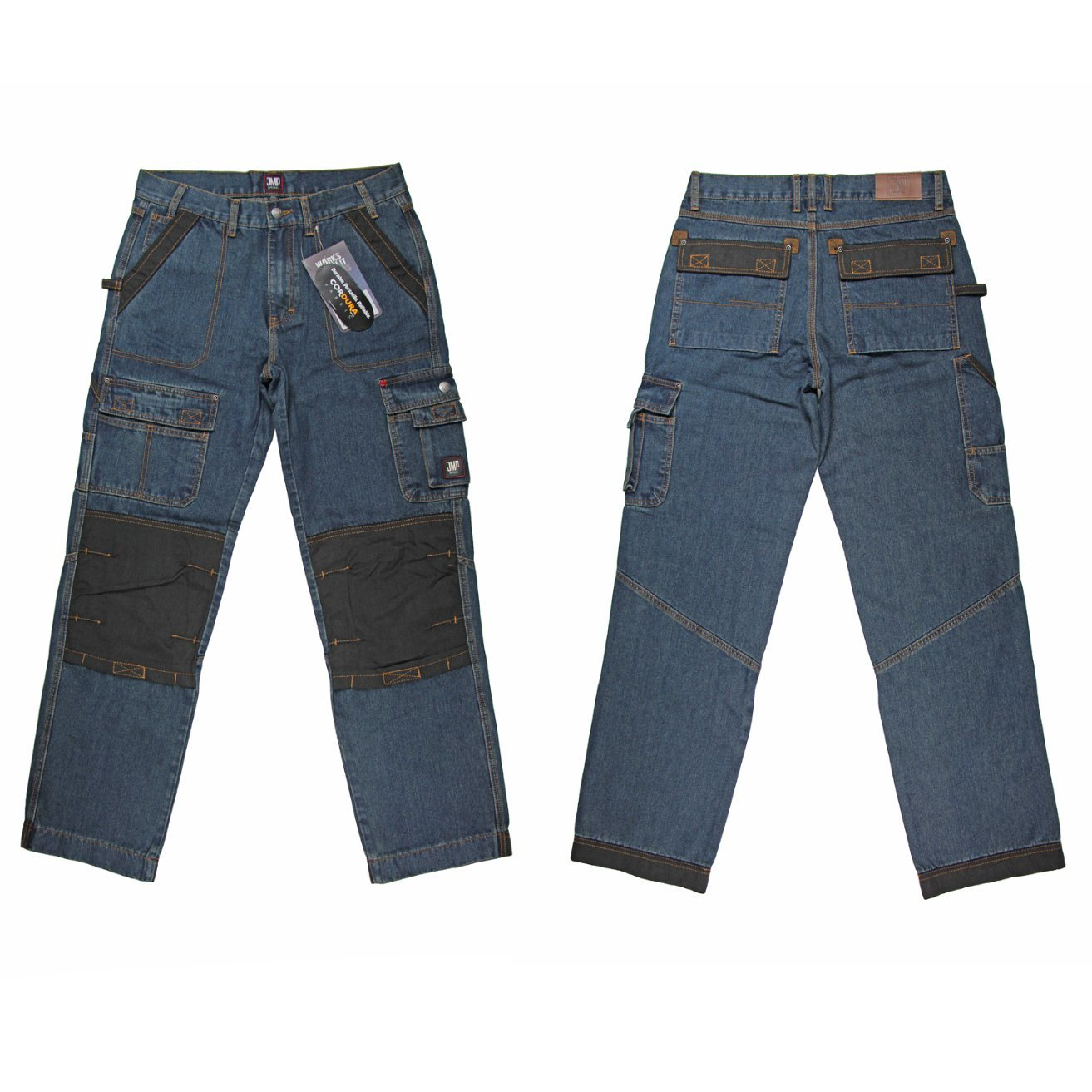 High Quality Men′s Workwear Wholesale Denim Jeans (MY-012)