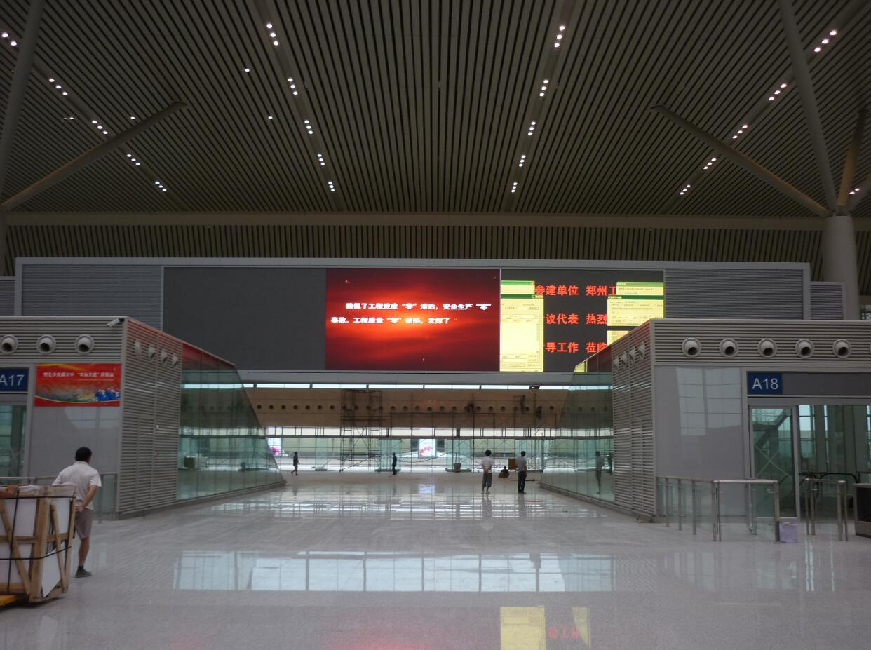 Good Quality P6 LED Board/Advertising LED Sign