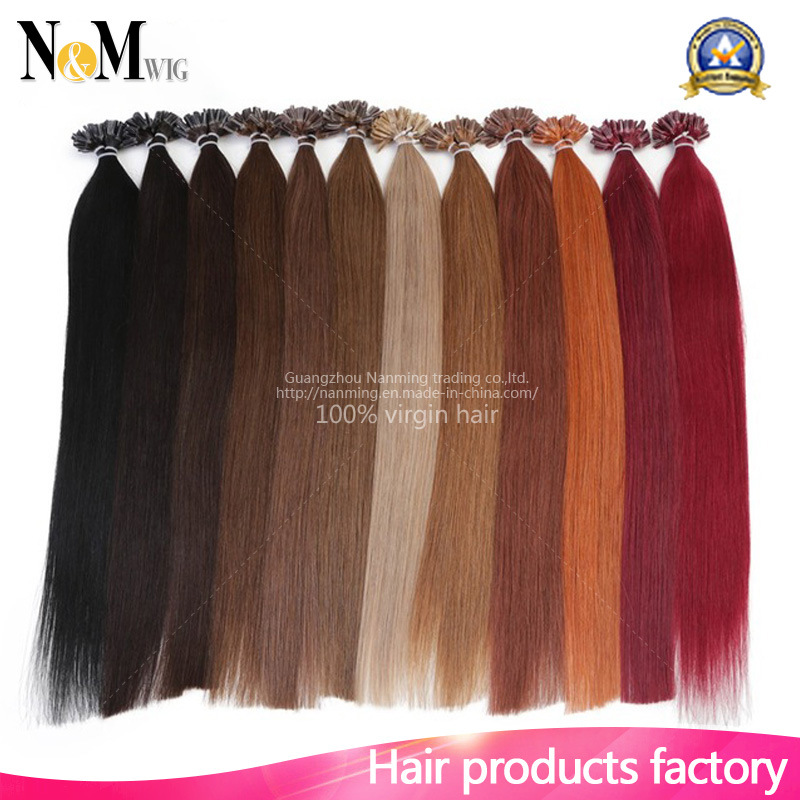 China flat tip hair extensions pre bonded keratin glue fusion hair china flat tip hair extensions pre bonded keratin glue fusion hair extensions indian remy colorful human hair pieces colour 1b china hair extension pmusecretfo Gallery