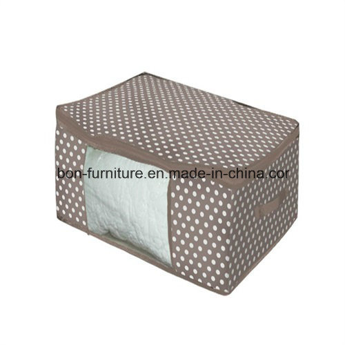 Durable Polyester Fabric Quilt Storage Bag