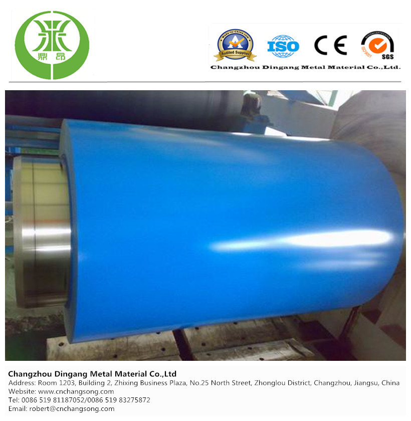 Pre-Painted Pre-Painting Color Coated Steel Coil