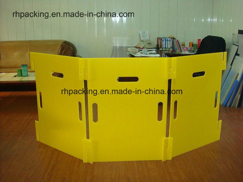 7-10mm Reusable Waterproof Polypropylene PP Coroplastc Board