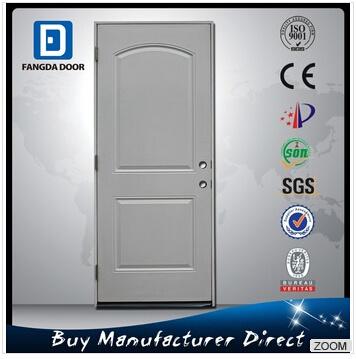 Better Than Wood Panel Door Design Steel Panel Door
