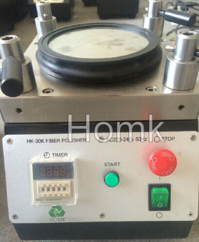 New Type Fiber Polishing Machine (HK-30K)