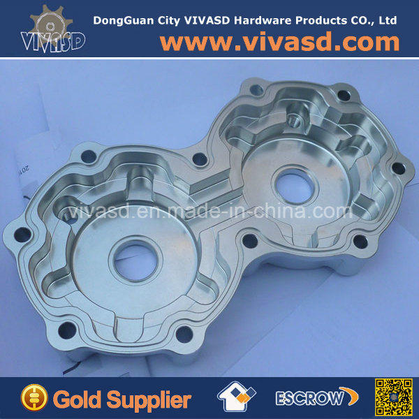 Custom Precision CNC Machining Aluminum Complexity Products