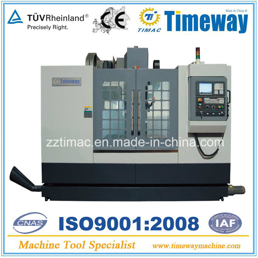 CNC Machining Center with Standard 16tools (VMC850)