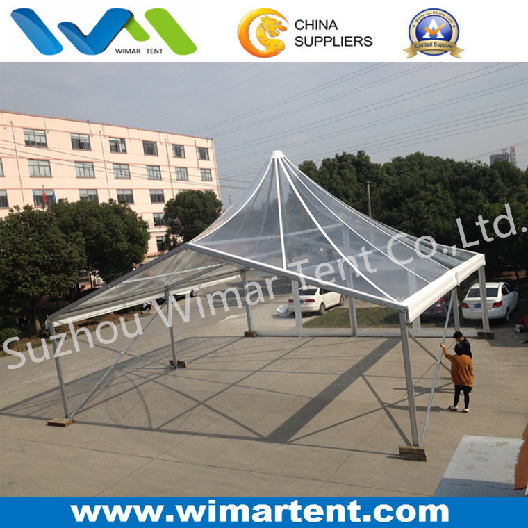 10X10m Transparent Mixed Type Tent for Outdoor Event