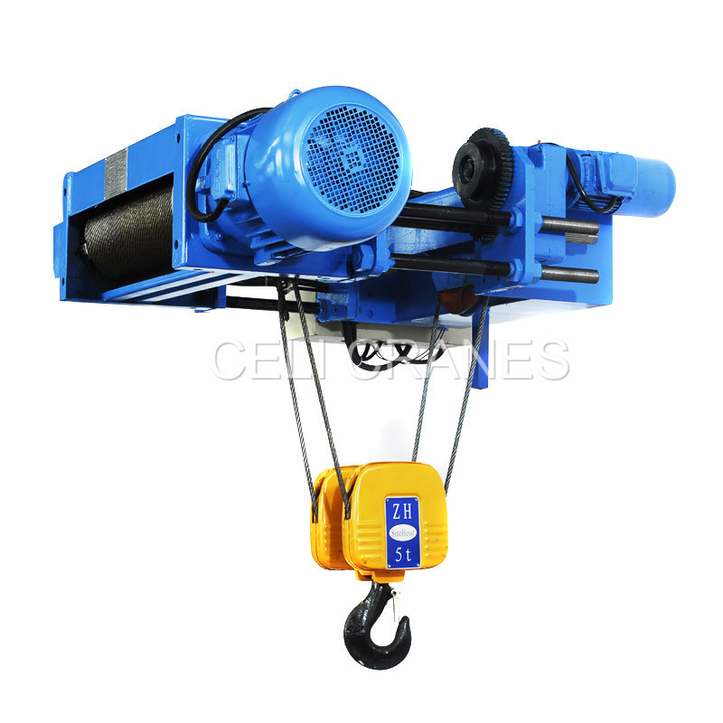 Electric Wire Rope Hoist for Single Girder Crane