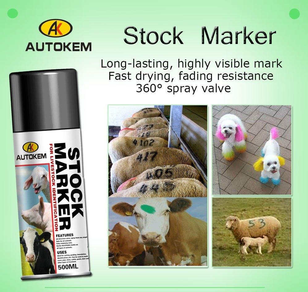 Animal Marker, Animal Marking Spray Paint, Livestock Marking Paint, Livestcok Marker