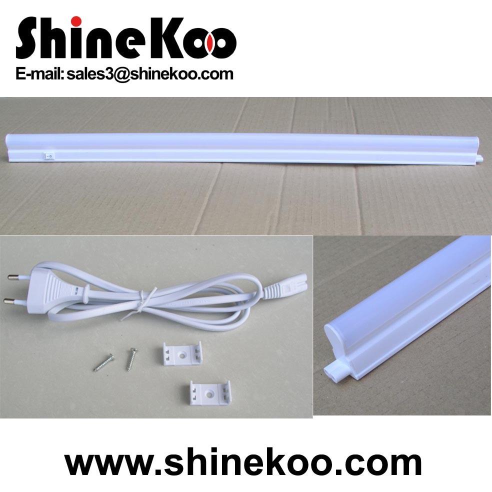 Plastic Integrative 18W T5 LED Tube (SUNE7025-18)