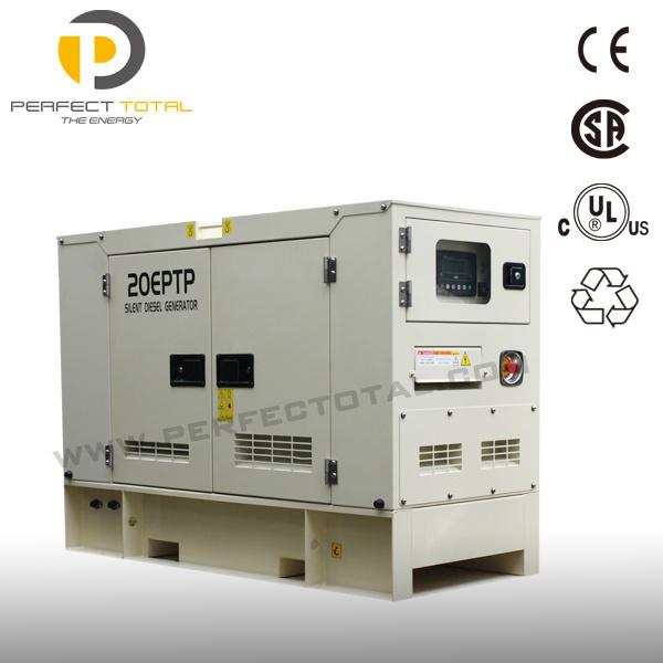25kVA Diesel Generator Set with Perkins Engine