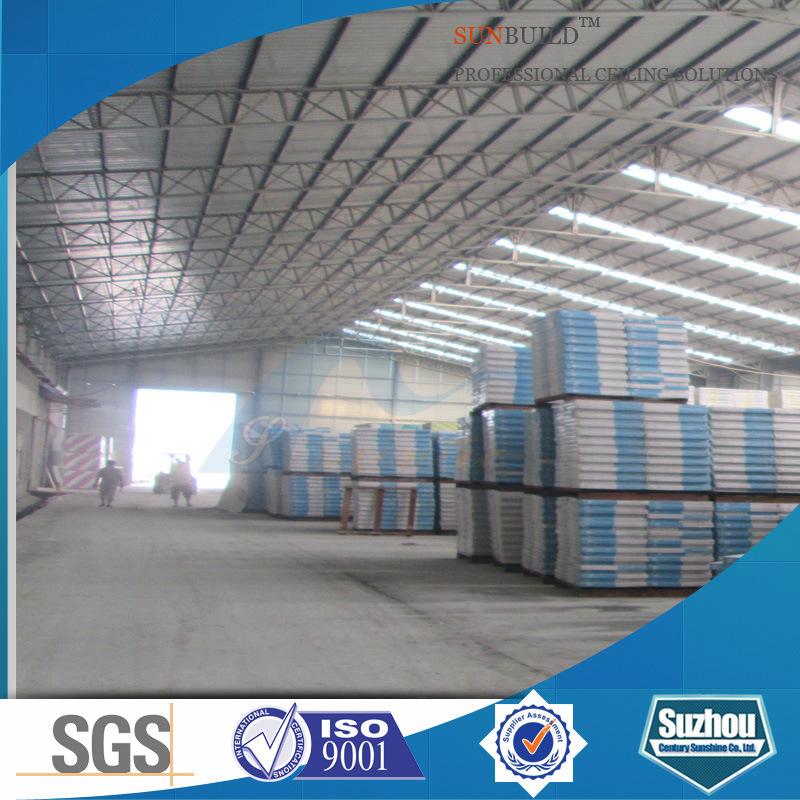 PVC Laminated Gypsum False Ceiling (Famous Sunshine brand)