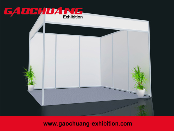 Aluminum Shell Scheme Kiosk Exhibition Booth Trade Show Stand