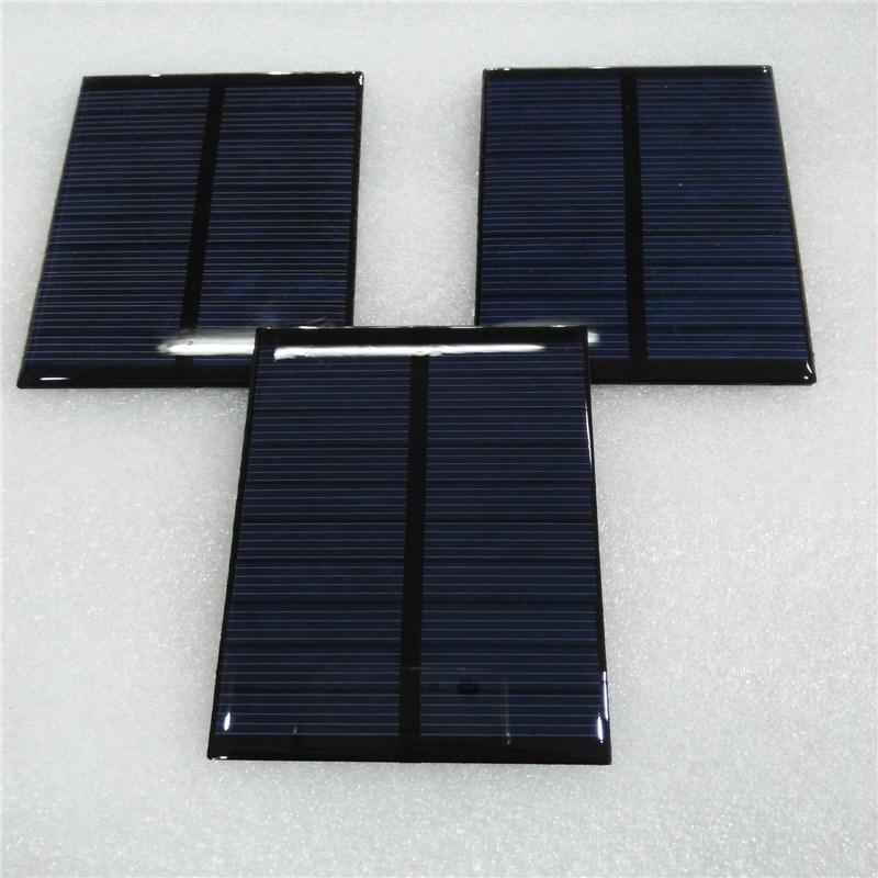 Hot Selling Epoxy Solar Panel /Moudle Poly 5V/2.75W