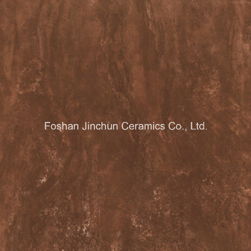 Simulation Coffee Color 600*600 Ceramics Rustic Tile