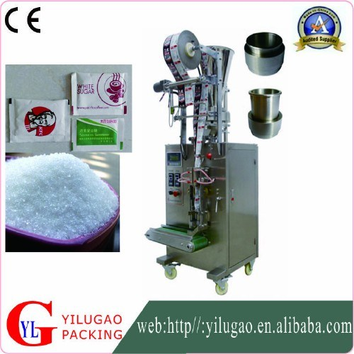 Automatic 3 Sides Sealing Salt Coffee Grains Sugar Packing Machine
