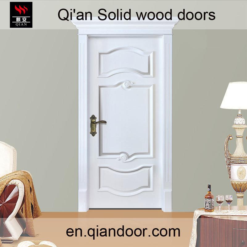 American Solid Wood Door with Roman Head