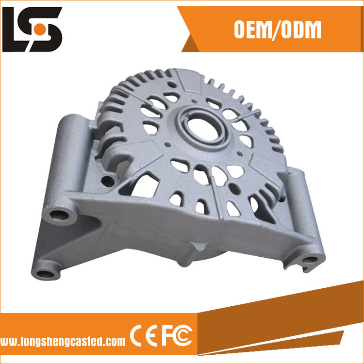Aluminium Die Casting Motorcycle Parts