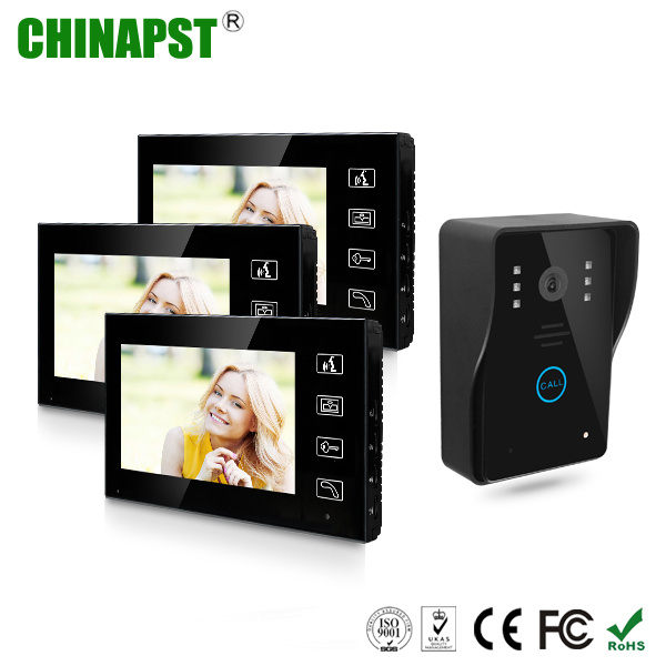 "7"" Video Door Phone Intercom System (PST-VD7WT2)"