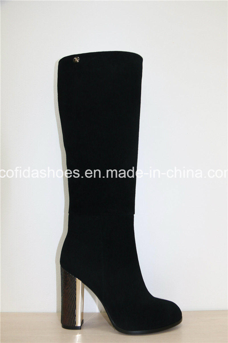 2016fw New Attractive High Heel Sexy Ladies Boots