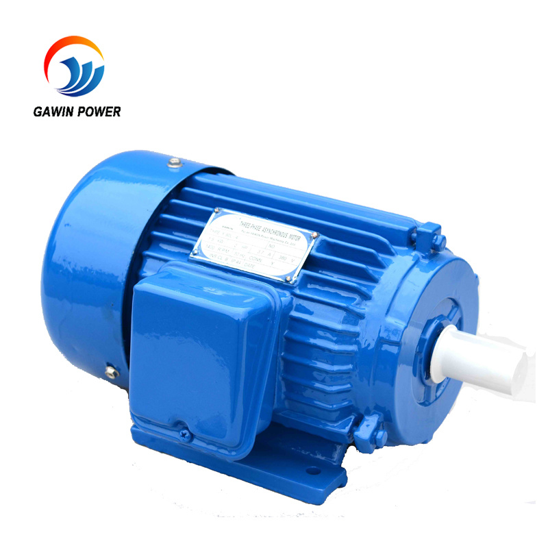 Y Series Three Phase Induction Electric Motor