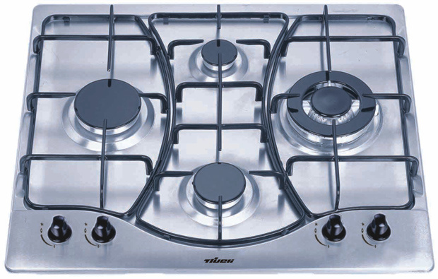 Built-in Stainless Steel Gas Stove