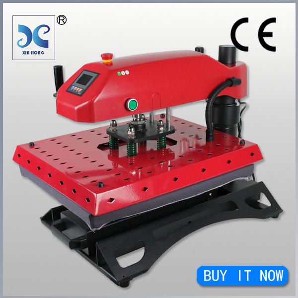 Xinhong Large Format Heat Press Machine, Heat Press Machine Type Heat Transfer Press (SLIDE OUT)