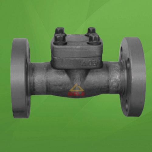 150lb/300lb/600lb Compact Steel Flange Piston Check Valve (GAH41H)