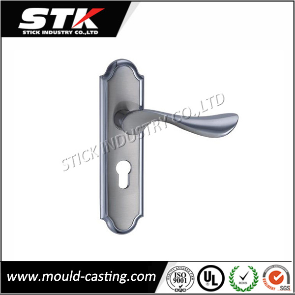 Zinc Alloy Die Casting for Door Handle (STK-ZDL0027)