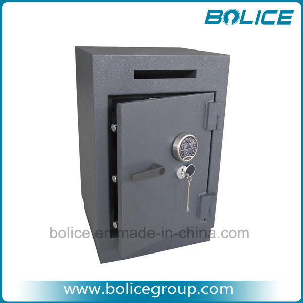 Front Loading Drop Slot High Secuirty Anti-Sheft Commercial Desposit Safe
