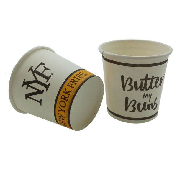 Hot Sale 4oz Small Paper Cup for Hot Drink
