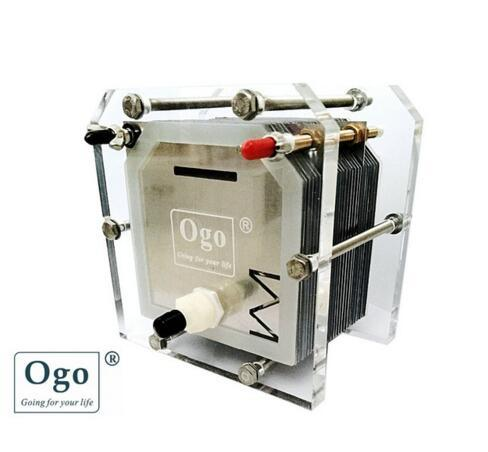 New Ogo Hho Gas Generator 25plates Less Consumption More Efficiency