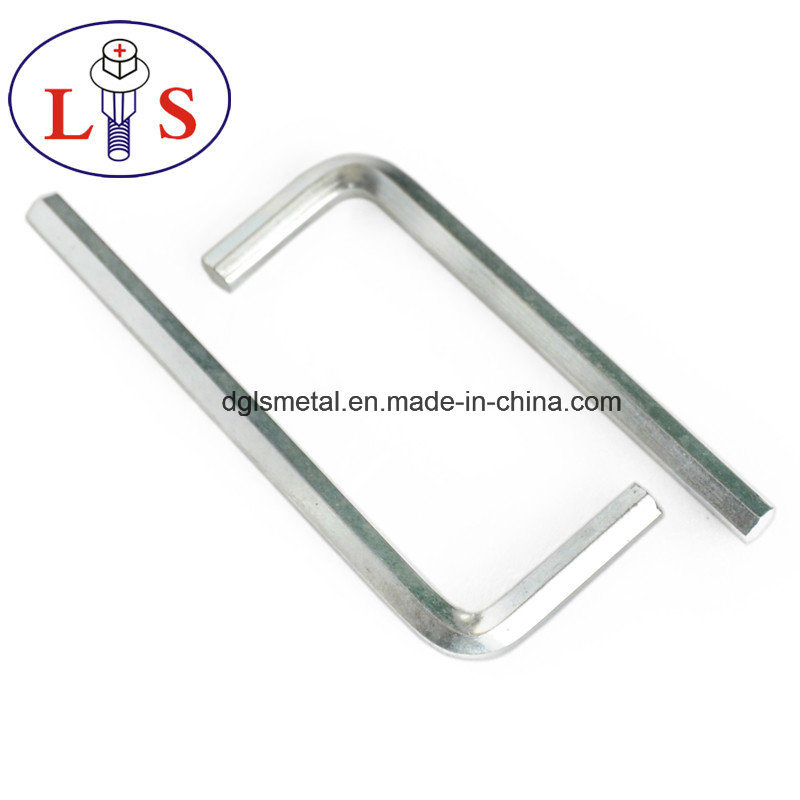Top Quality Allen Wrench Zinc Plated Hand Tools