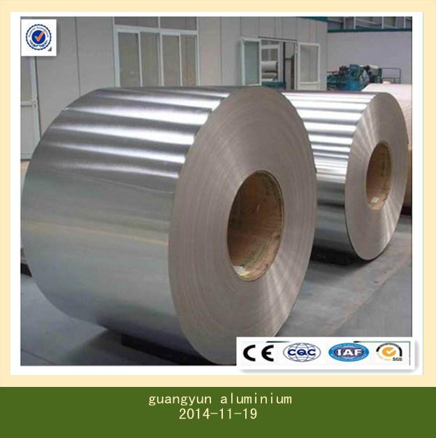 ASTM Aluminum/Aluminium Coil with Width up to 2620mm (1050 1060 1100 3003 3105 5005 5052 5754)
