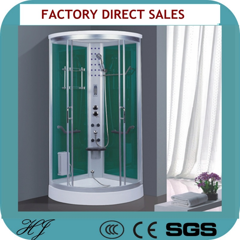 Combination Steam Sauna Room and Shower Room (921)
