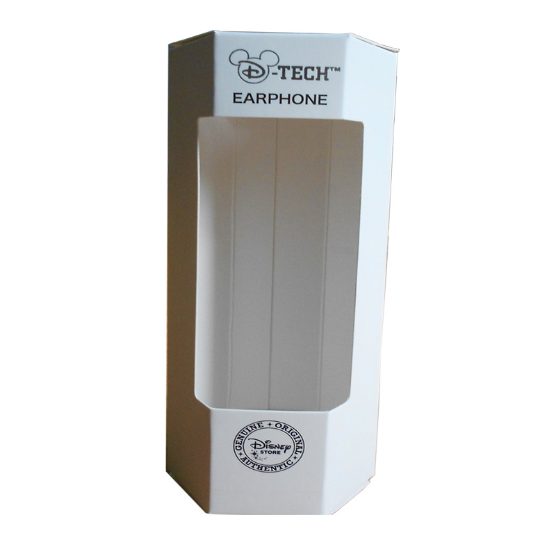 Paper Packing Box for Electronic Product (Earphone)