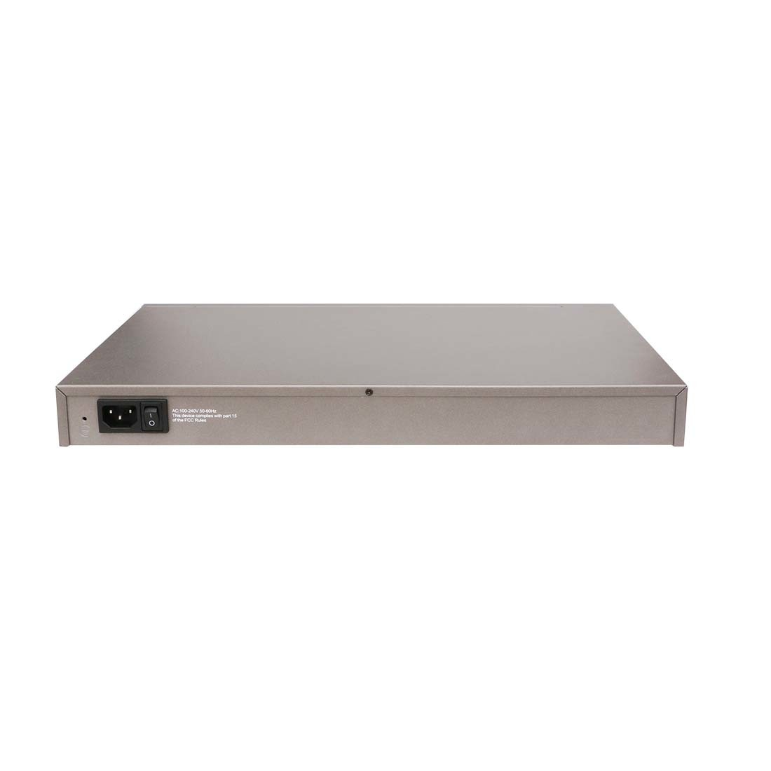 16 Port Poe Switch with 4 Ge Uplink Port New Model Promotion Price (TS1600F)